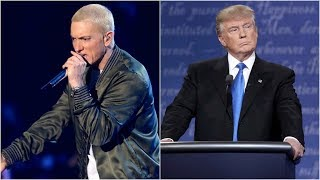 Eminem The Storm Freestyle - Donald Trump Diss Track *beat added 2017 (Prod. By Toon)