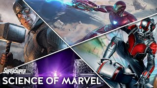 Science Behind Marvel Cinematic Universe Pt. 2 | SuperLogic ft. Logical Paradox