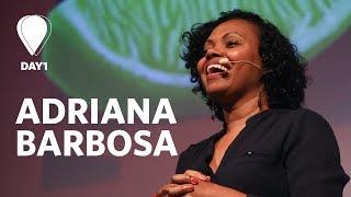 MIX PALESTRAS | Adriana Barbosa | Day1 | Na escassez, se reinventar
