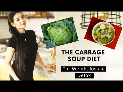 I Tried The Cabbage Soup Diet & this is Happened-Before & After (HONEST RESULTS!) Beautyklove