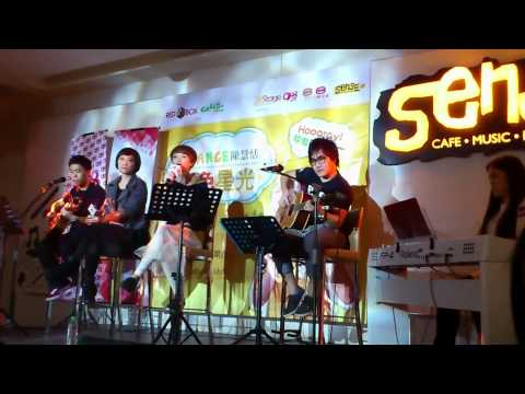 20120519 Hey Girl - Orange陈慧恬 Unplugged