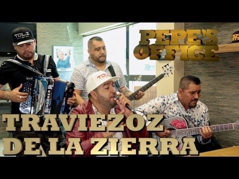 LOS TRAVIEZOZ DE LA ZIERRA LLEGAN POR FIN A LA OFICINA - Pepe's Office