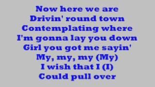 nice and slow~lyrics~usher