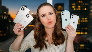 Which iPhone 12 Should You Choose?! Max, Mini or Pro?