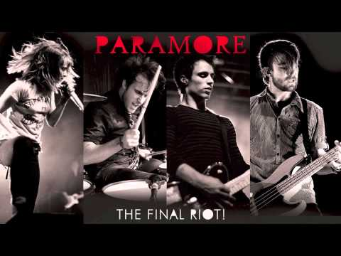 Paramore: Emergency (LIVE)