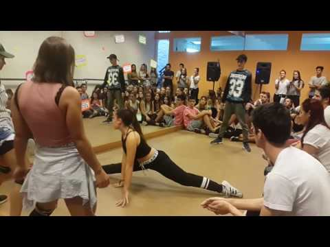 Batalla Reggaeton - Juli & Seba ❤