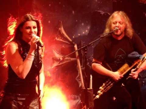 Nightwish - I Want My Tears Back (feat Troy Donockley)