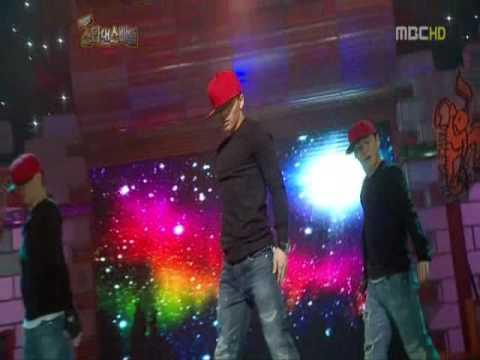 [HQ] [090125] Tae Yang dance cut @ Dance Battle