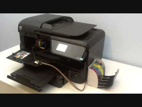 Ciss Continuous Ink System For Hp Officejet Pro 8600 8100