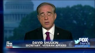 Sec. David Shulkin on changes being made to the VA