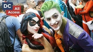 DC All Access - Episode 1 - Zack Snyder, Arkham Origins Giveaway and NYCC