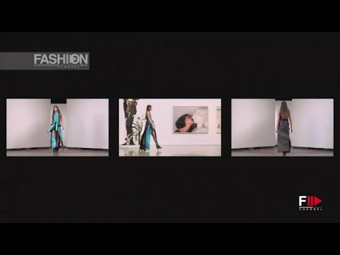 RAD HOURANI Full Show Spring Summer 2015 Haute Couture Paris by Fashion Channel
