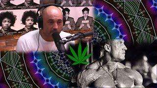 Joe Rogan & Dorian Yates chat about weed