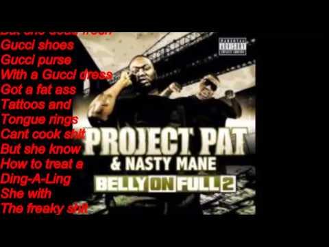 Project pat lyrics