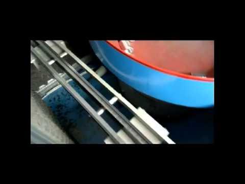Marcatura automatizzata con vibratore di cilindri   Gruppo Distributori Italiani
