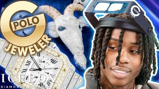 Polo G Wants To Become a Jeweler at Icebox!