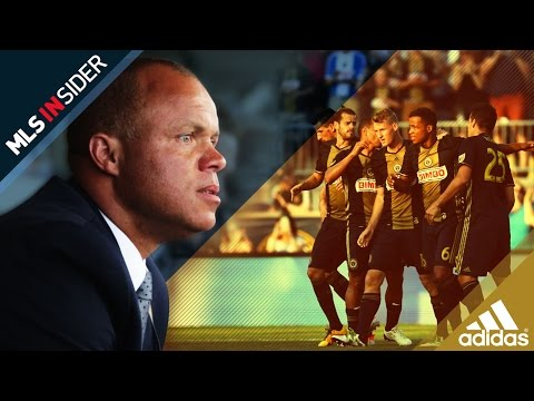 How Earnie Stewart is transforming the Philadelphia Union
