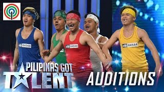 Pilipinas Got Talent Season 5 Auditions: Pamilya Kwela - Comedy Dance Group