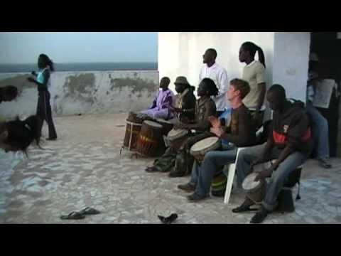Diop Percu Dakar Senegal Dance 2008