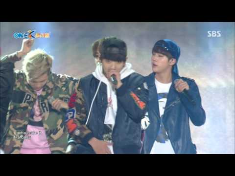 [방탄소년단] 151019 One K Concert BTS   Dope+ONE DREAM ONE KOREA [HD]