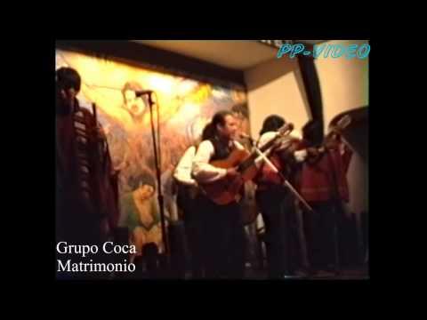 Grupo Coca  -  Matrimonio