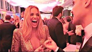 Oscar Magic With Margot Robbie! | Daniel Fernandez