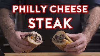 """Binging with Babish - How to make a real Philly Cheesesteak from """"Creed"""""""