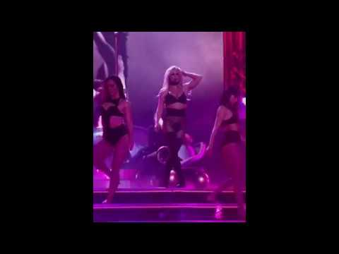 Britney Spears I'm A Slave 4 U Live From Las Vegas 25 August 2017 FULL PERFORMANCE