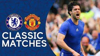Chelsea 2-1 Man Utd   Ballack Blows Title Race Wide Open   Classic Premier League Highlights 2007/08