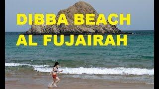 How to travel to Dibba Beach @Fujairah