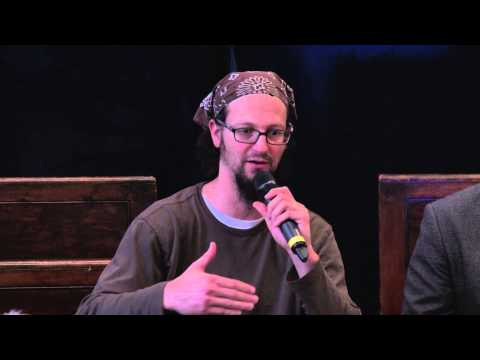 Shane Claiborne 1st Q & A with Rev. Rob Jones: Rubicon 2014 ...