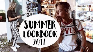 SUMMER LOOKBOOK Oslo 2017 | Cornelia