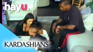 Kim Reunited With Her Kids After Paris Robbery | Keeping Up With The Kardashians