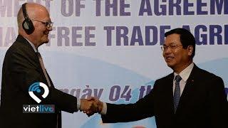 Tuần này Hội đồng châu  Âu họp bỏ phiếu ký EVFTA hay không?