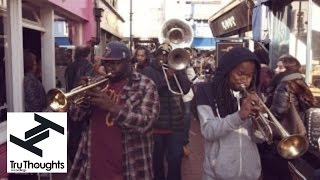 Hot 8 Brass Band - 'Sexual Healing (Official Video)' [Marvin Gaye Cover]