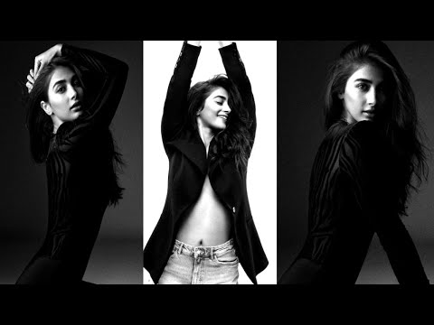 Actress Pooja Hegde's looks amazing in her latest photoshoot, viral pics