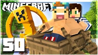 THE BOAT ESCAPE! | HUNGER GAMES MINECRAFT w/ STACYPLAYS! | SEASON 2 EP 50