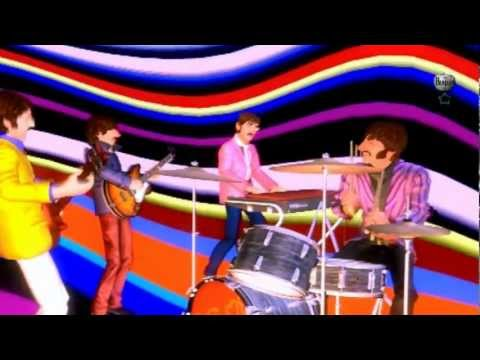 The Beatles Fixing A Hole (2011 Stereo Remaster) HD