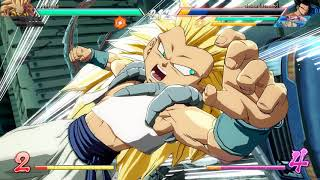 DRAGON BALL FighterZ | Gotenks Comeback?
