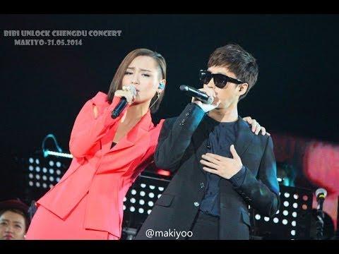 Epik High & BiBi Zhou(周笔畅)With You Official site version
