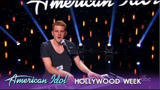 Jeremiah Lloyd Harmon: STUNS The Judges In Hollywood   American Idol 2019