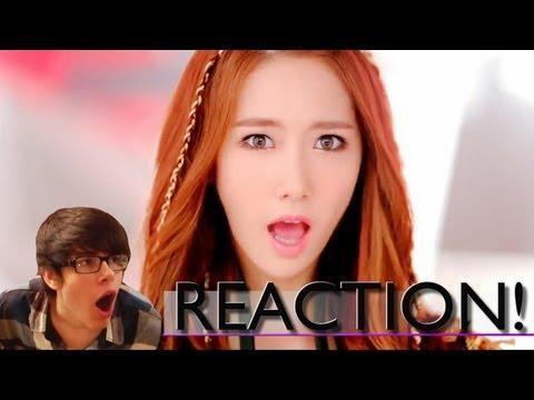 I GOT A BOY MV - MY REACTION