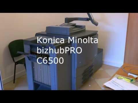 Konica Minolta BizHub Pro 6500