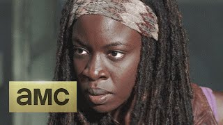 Then and Now: Danai Gurira on Michonne