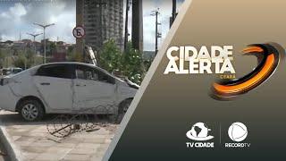 Bandidos em fuga causam grave acidente no Mucuripe