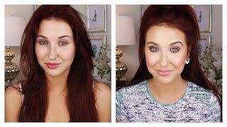 HOW TO: look fresh & awake when you're exhausted - Makeup Tutorial | Jaclyn Hill