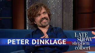 Peter Dinklage Helped Jamie Dornan Prep For '50 Shades'