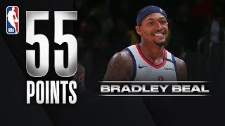 CAREER-HIGH 55 PTS For Beal!