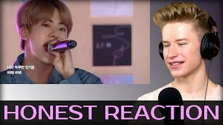 HONEST REACTION to ARMYPEDIA:BTS TALK SHOW No More Dream(Live Band Ver.), Just One Day, I Like It
