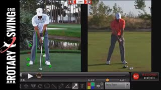 Tiger Woods Swing Analysis - 2018 PGA Championship Runner-Up